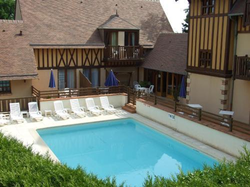 Hôtel Le Romantica : Hotel near Pennedepie