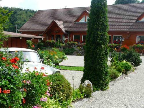 Hotel Restaurant La Petite Auberge : Hotel near Wisches
