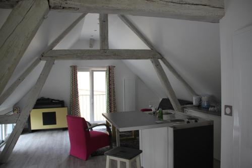 Le Lido : Apartment near Le Meix-Saint-Epoing