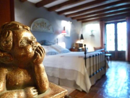 Chambres d'hôtes Au Clos de Beaulieu : Guest accommodation near Dangé-Saint-Romain