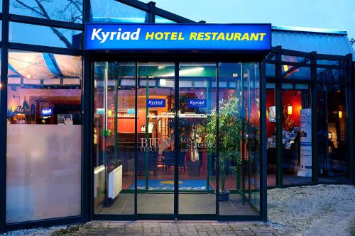 Kyriad Reims Est - Parc Expositions : Hotel near Saint-Étienne-à-Arnes