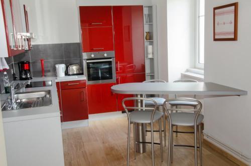 Meublé de Tourisme 3* : Apartment near Brouviller
