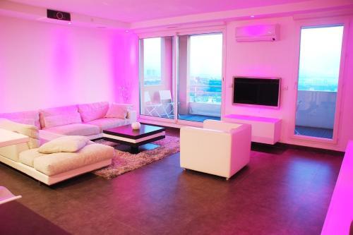 Loft Vue Mer : Apartment near Marseille 16e Arrondissement