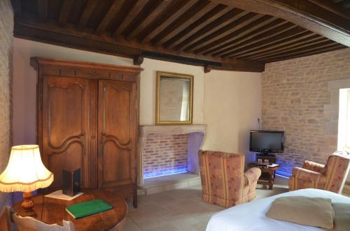 Hotel des Remparts : Hotel near Beaune