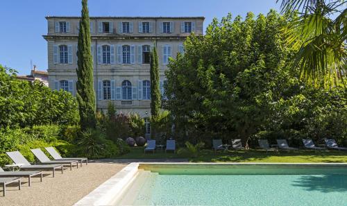 Château de Mazan : Hotel near Mazan