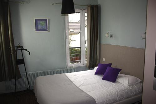 Buc Lounge Hôtel : Hotel near Villiers-le-Bâcle
