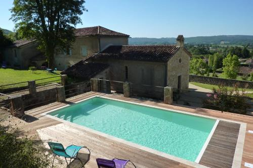 Le Couvent : Bed and Breakfast near Touzac