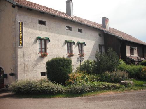 Auberge de la Motte : Hotel near Villers-le-Lac