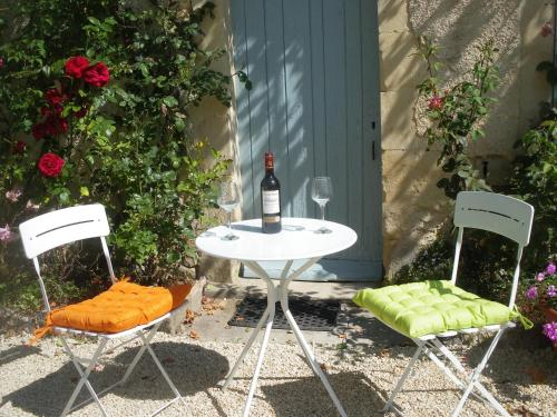 La Cour : Bed and Breakfast near Les Adjots