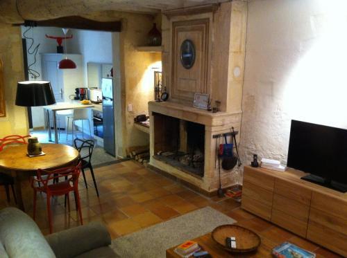 La Maison de Fontvieille : Guest accommodation near Fontvieille