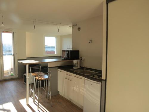 Le Domaine de Chamma Argoulets : Apartment near Launaguet