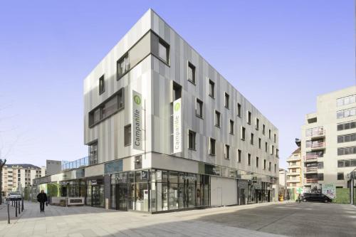 Campanile Annemasse Gare– Genève : Hotel near Reignier-Esery