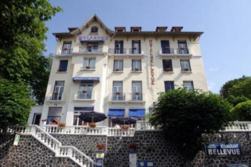 Bellevue : Hotel near Saint-Jacques-d'Ambur