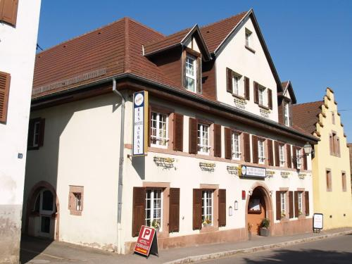 Au Fief du Château : Hotel near Saint-Hippolyte