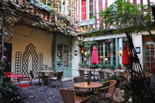 Le Vieux Carré : Hotel near Rouen