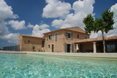 Bastide Saint Maurin : Bed and Breakfast near Ansouis