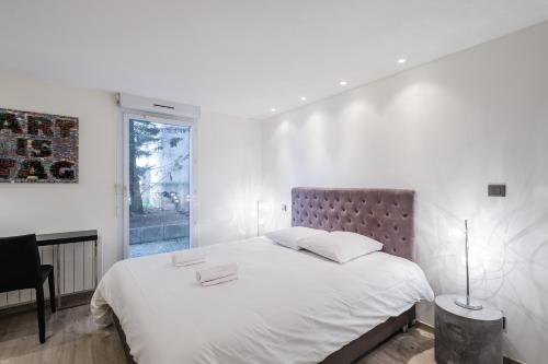 Appart Coeur de Lyon - Part Dieu - Residence Lafayette : Apartment near Lyon 3e Arrondissement