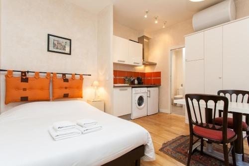 Appartement Orange : Apartment near Paris 3e Arrondissement