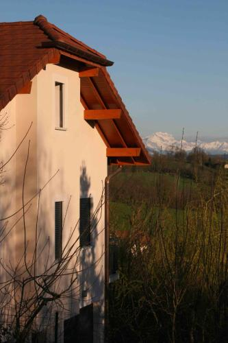 Villa Haute Savoie : Guest accommodation near Franclens