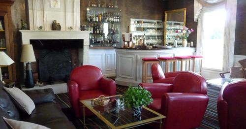 Domaine de l'Echassier : Hotel near Mainxe
