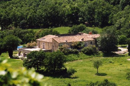 Mas de Bombequiols : Guest accommodation near Montdardier