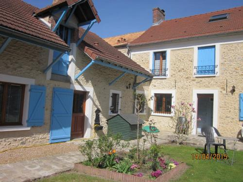 Les Cailloux en Vallée de Chevreuse : Bed and Breakfast near Méré
