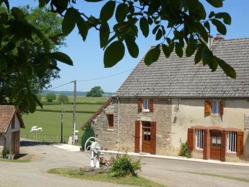 Gîte du Charmoy : Guest accommodation near Cussy-le-Châtel