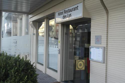 Hôtel Restaurant Des Lys : Hotel near Fleury-la-Montagne