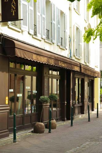 Casa 28 : Hotel near Le Vésinet