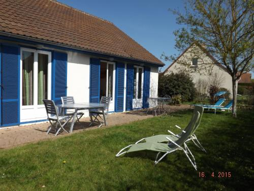 Au Chti Normand : Bed and Breakfast near Hermanville-sur-Mer