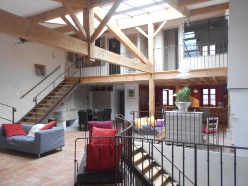 Le Loft : Apartment near Lavalette