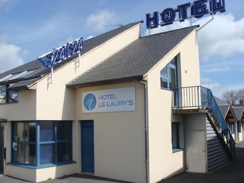 Hôtel Le Laury's : Hotel near Rodez
