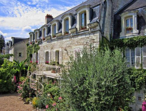 Hôtel Diderot : Hotel near Chinon
