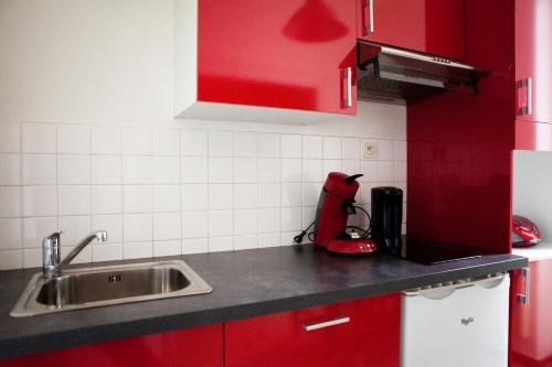 Studio Abat Jour : Apartment near Nantes