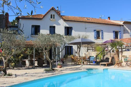 Le Petit Clos : Guest accommodation near Fontjoncouse