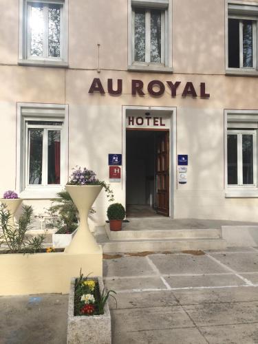 Au Royal Hotel : Hotel near Carcassonne