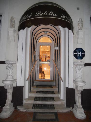 Hotel Lutetia : Hotel near Cannes