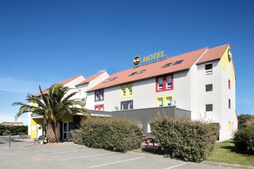 B&B Hôtel PERPIGNAN Nord Aéroport : Hotel near Peyrestortes