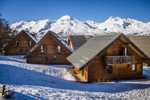 Flocons du Soleil : Guest accommodation near Saint-Disdier