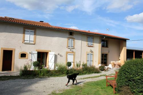 La Ferme de Bellune : Bed and Breakfast near Canté