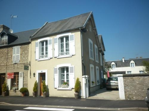 Maison Sebline : Apartment near Carentan