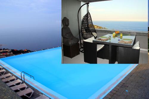 Appartement Zen Costa Plana : Apartment near Èze