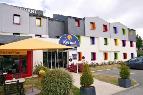 Kyriad Rennes Sud - Chantepie : Hotel near Orgères