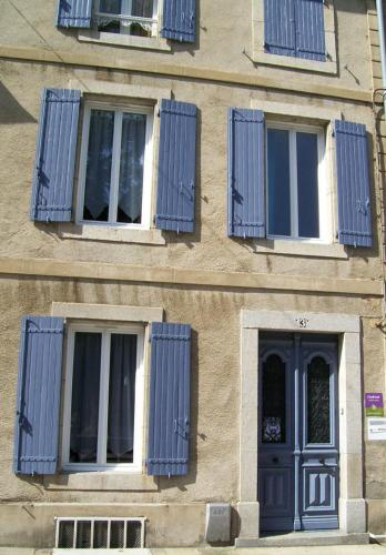 La Maison de l'Arnette : Bed and Breakfast near Caudebronde