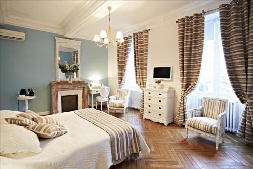 Les Jardins de Mazamet : Bed and Breakfast near Noailhac