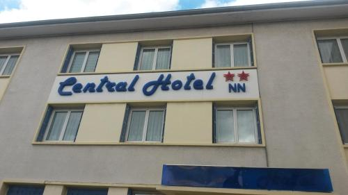 Central Hotel : Hotel near Saint-Priest