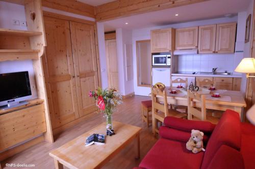 Résidence Goélia La Grande Cordée : Guest accommodation near Combloux