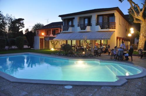 L'Etape Gasconne : Hotel near Virazeil