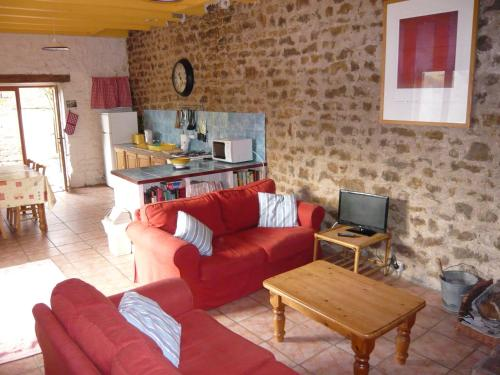 Noizeret : Guest accommodation near Saint-Mard-de-Vaux