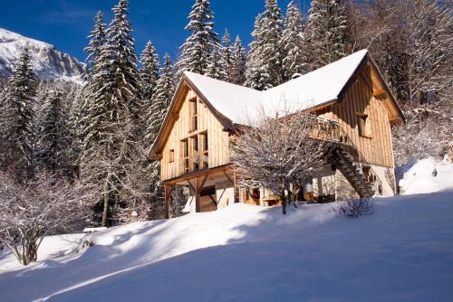 La chambre de Terre Blanche : Guest accommodation near Saint-Aupre